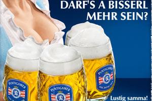 Gösser Bier, Sexistische Werbung, Sexismus, sexistisch, Sexualisierung, Objektivierung