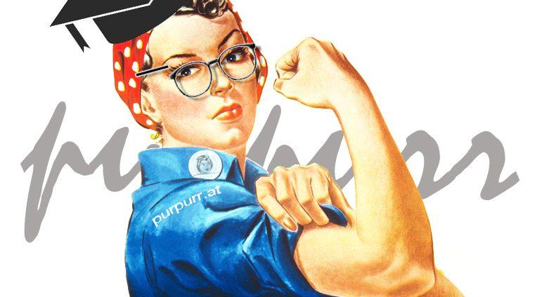 Gender Studies und Feminismus, Sabine Hark und Alice Schwarzer, feministische Debatte, purpurr.at