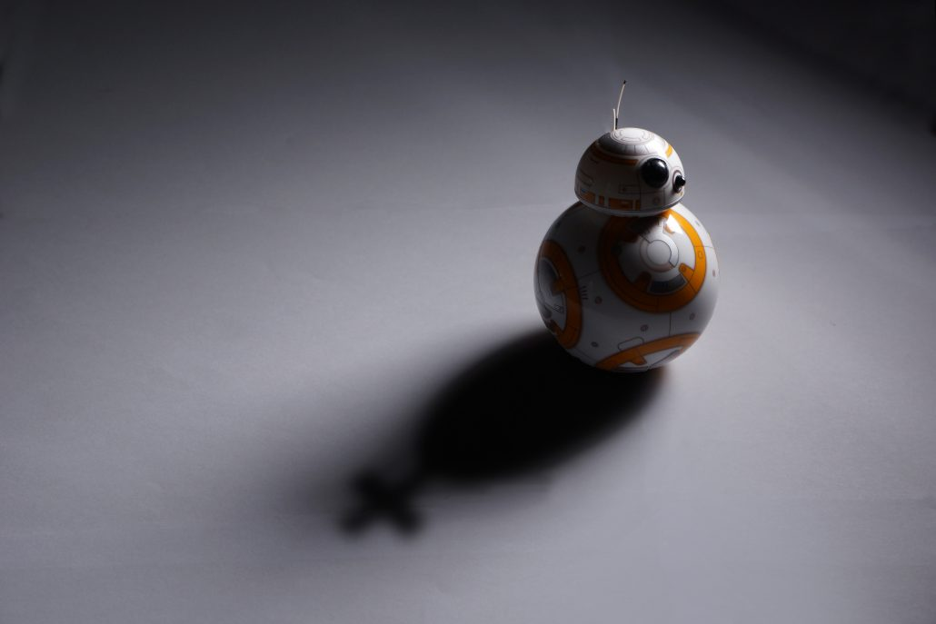 BB8 Star Wars Feminism