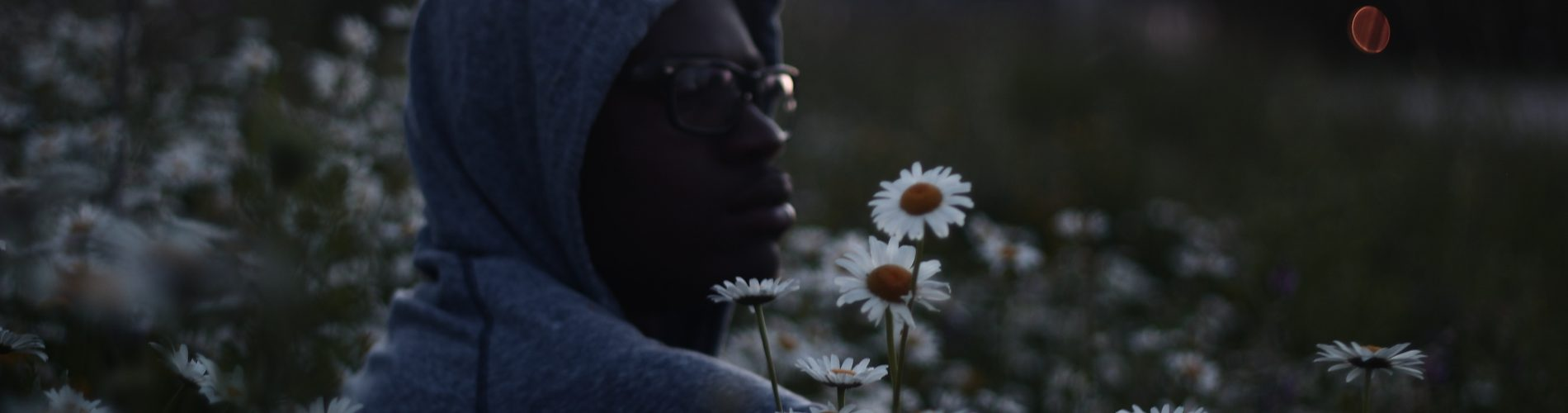 Caring Masculinity, Flower Man, wellington sanipe unsplash